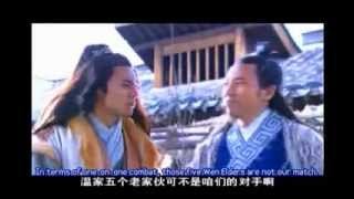 Sword Stained With Royal Blood Ep05b 碧血剑 Bi Xue Jian Eng Hardsubbed