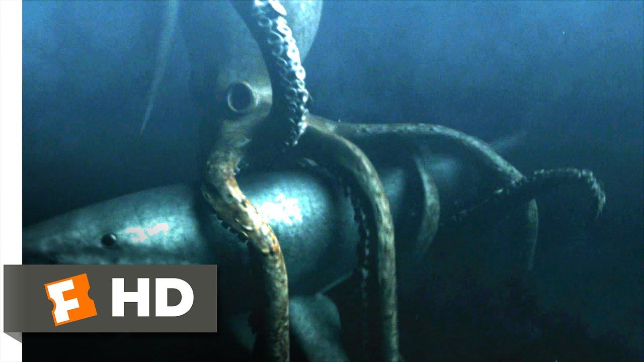 mega shark vs giant octopus 1010 movie clip