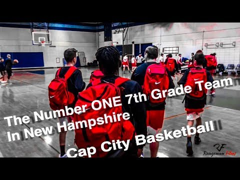 The Number One 7th Grade Team In New Hampshire - Cap City Basketball