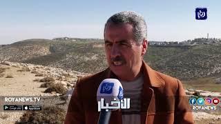 مخطط استيطاني للاستيلاء على أراض في رام الله - (11-1-2019)
