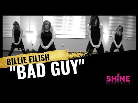 """BAD GUY"" By Billie Eilish. SHiNE DANCE FITNESS"
