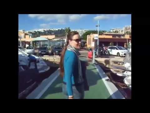 VIP Model Celine Präsentation 2014 Yachthafen Mallorca Portals Nous  Puerto Portals Mallorca Hafen 4