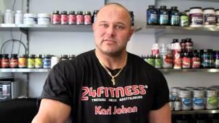 Tommi Thorvildsen | IFBB PRO | Ny butikk | Treningsforum.no