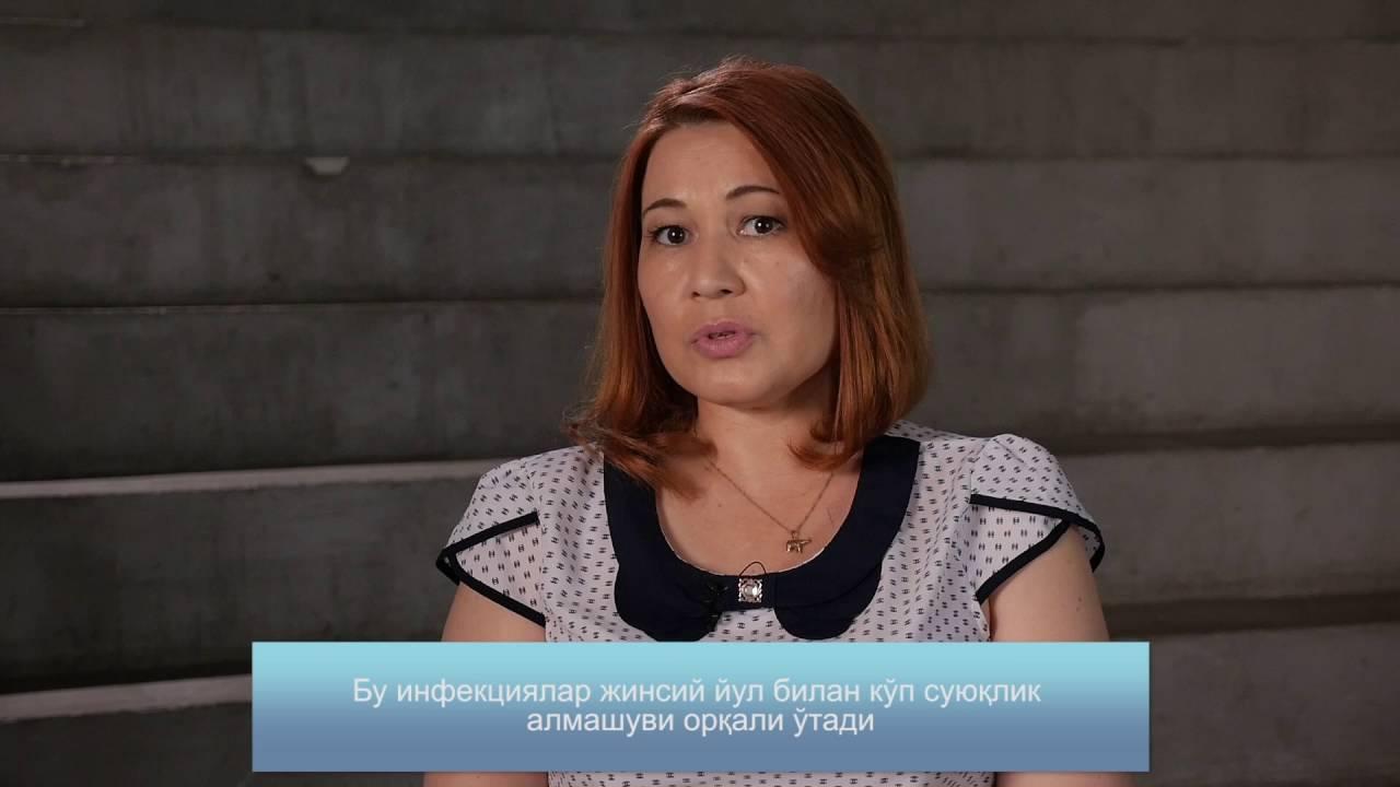 Жинсий йули билан юқадиган инфекциялар, В-гепатит MyTub.uz