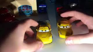 Disney Pixar Cars 3 Cruz Ramirez review