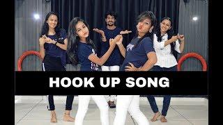 Hook Up Song//Dance Video//Student Of The Year 2//Tiger Shroff & Alia//Neha Kakkar//V&S