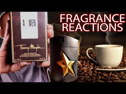 Fragrance Reactions- Pure Coffee by Thierry Mugler | First Impressions