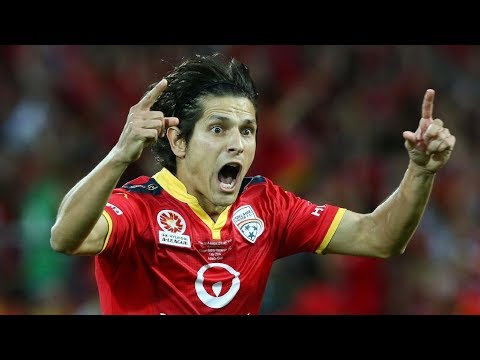 Adelaide United Fan Favourite ★ PABLO SANCHEZ TRIBUTE ★ All 19 Goals ★