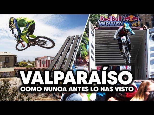 Red Bull Valparaíso Cerro Abajo Watch Party