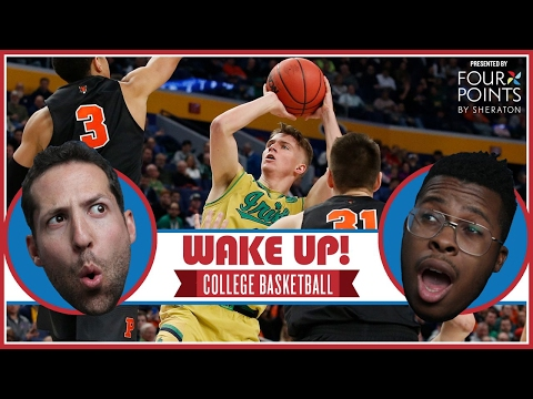 Who will survive the first weekend of the 2017 tourney? | Wake Up College Basketball