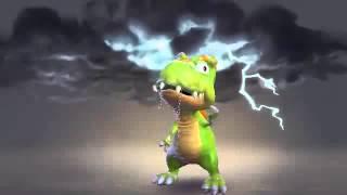 Zoobe динозавр