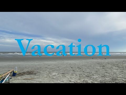 Word for Wednesday: Vacation