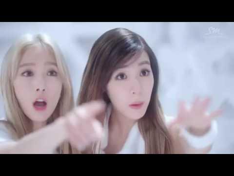 Girls' Generation TTS 소녀시대 태티서 Dear Santa Music Video