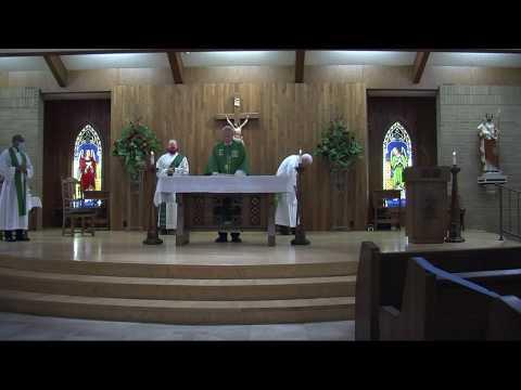 Sacred Heart Catholic Church Morrilton, Arkansas - Mass of the Twelfth Sunday of Ordinary Time