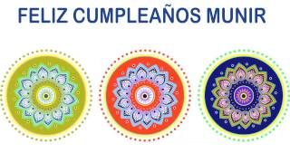 Munir   Indian Designs - Happy Birthday