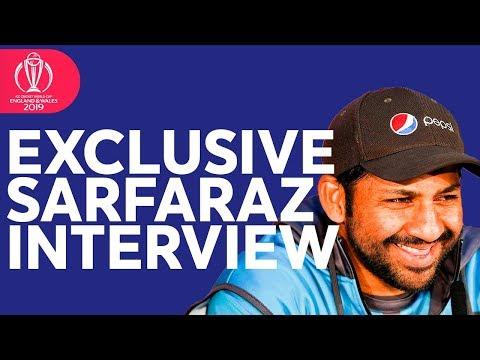 EXCLUSIVE Sarfaraz Ahmed Interview! | ICC Cricket World Cup 2019