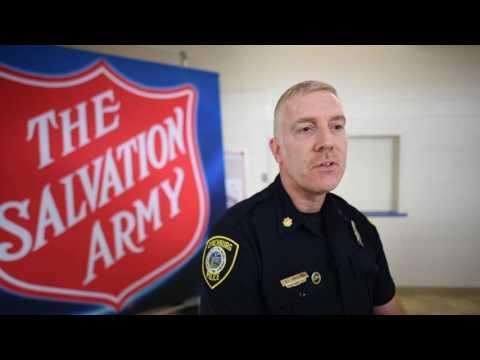 Interview with Lynchburg Police Department Deputy Chief, Maj. Todd Swisher