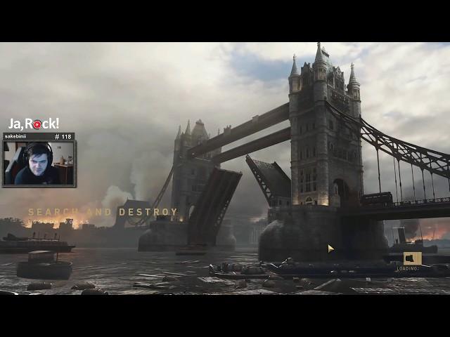 ZIMOWA MAPA - Multiplayer - Call of Duty: WWII / 04.11.2017 (#5)