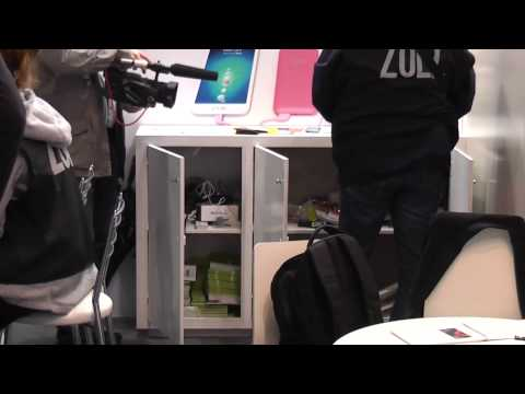 German customs agency raids booth of Gadmei at IFA 2013 - possible MP3 patent infrigement