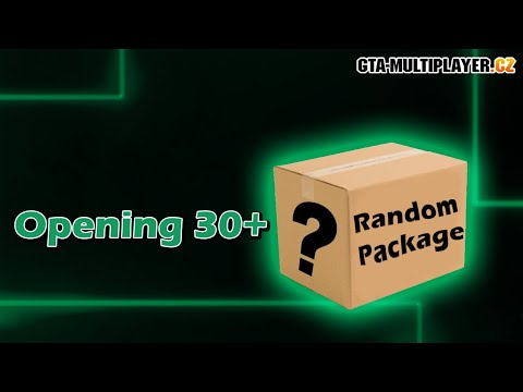 Open Random Packages with me!