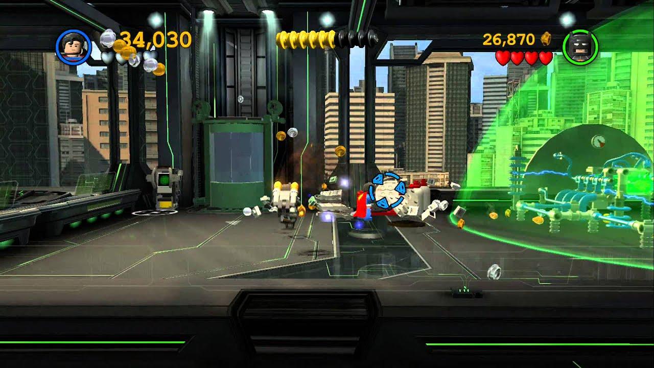 lego batman 2 walkthrough - HD1920×1080