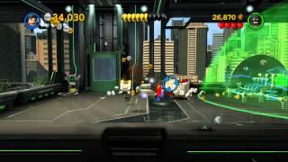LEGO Batman 2 DC Super Heroes Walkthrough - Part 7 - Research and Development (Wii U, Xbox 360, PS3)