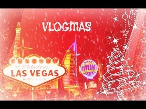 vlogmas 3 - Johanna Belle - what's in my travel bag! [Las Vegas]