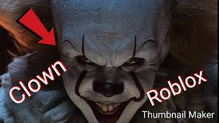 Hide from CLOWNS and Jasons [ ROBLOX]