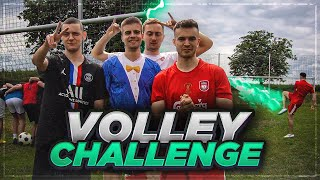 ULTIMATIVE DIREKTE VOLLEY FUSSBALL CHALLENGE! 😵⚽🔥
