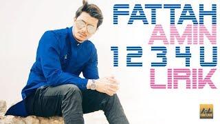 FATTAH AMIN - 1234U LIRIK  OST WANITA TERINDAH.mp3