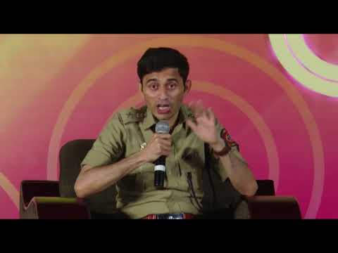 Sakaal Urja Interview - S.P. Sandeep Patil Satara