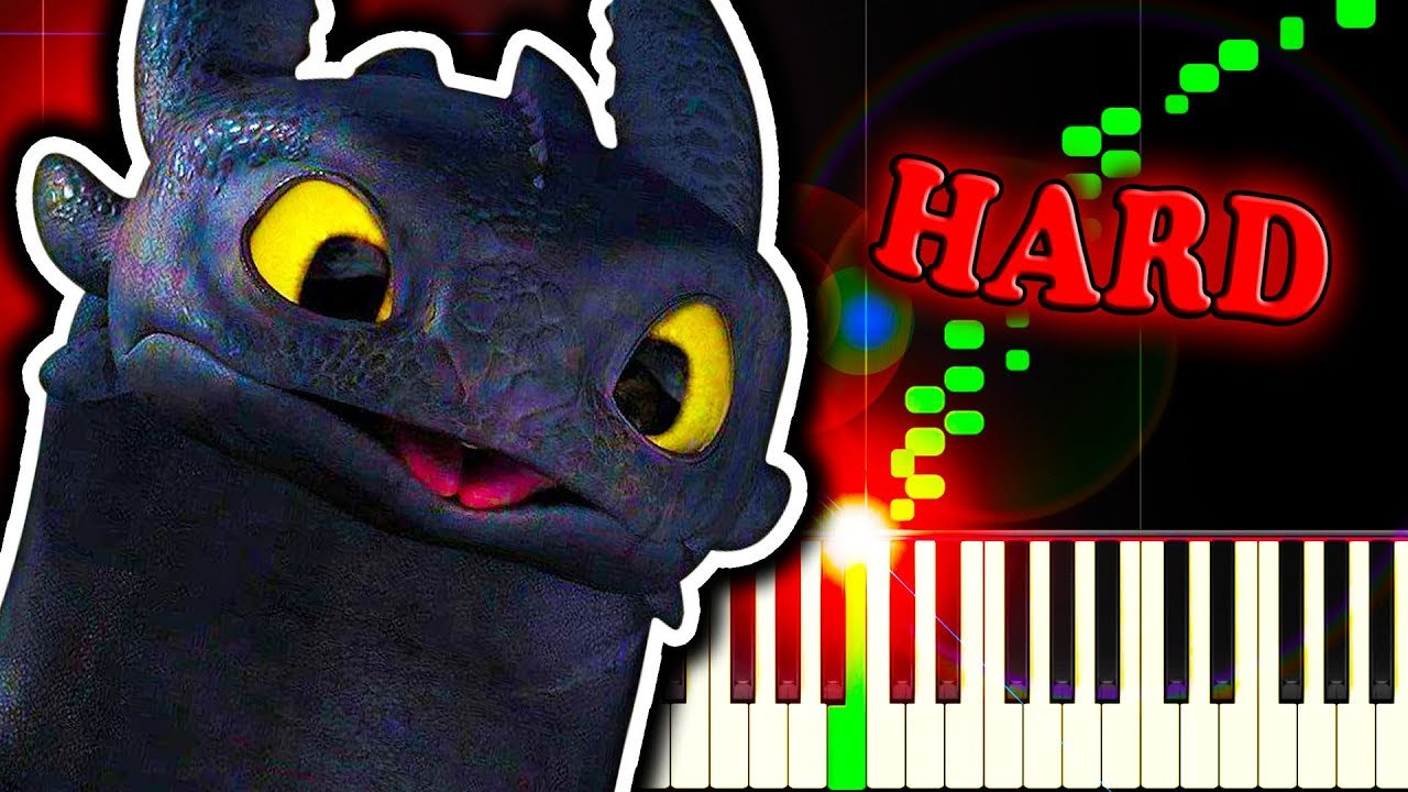 Test drive from how to train your dragon piano tutorial youtube test drive from how to train your dragon piano tutorial ccuart Choice Image
