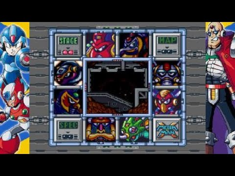 Mega Man X Legacy Collection, Armored Armadillo |