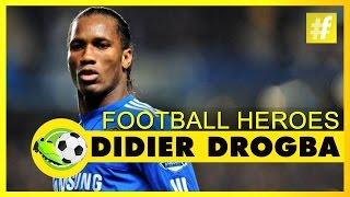 Didier Drogba | Football Heroes | Full Documentary