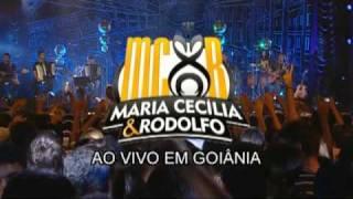 DVD - Maria Cecília e Rodolfo - Mato e morro por você