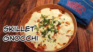 5 Ingredient Skillet Gnocchi