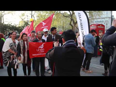 Rana Plaza 2 Years On – Long Road to Justice Walking Tour