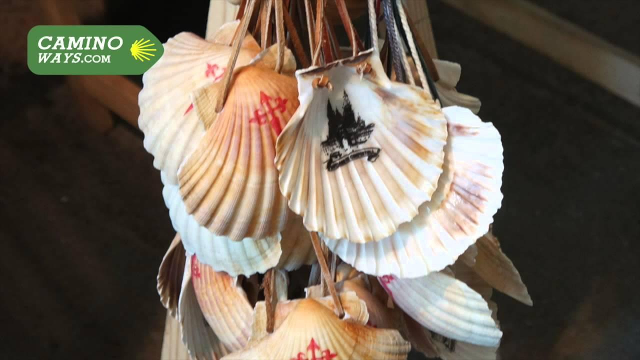 The Scallop Shell And The Camino De Santiago Caminoways Youtube