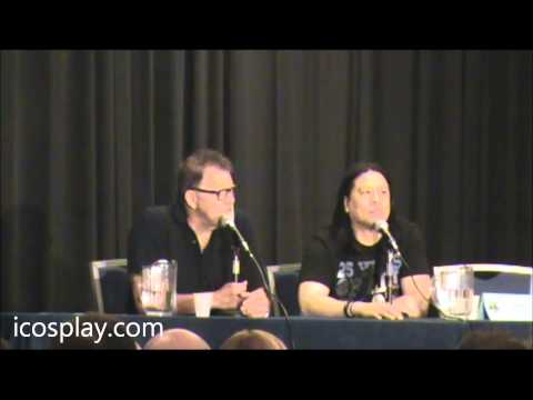 DragonCon 2012 - Friday - Star Trek - Jonathan Frakes & Garrett Wang