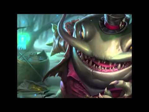 Tahm Kench Login Screen Music 1 Hour | HQ Audio | League of Legends