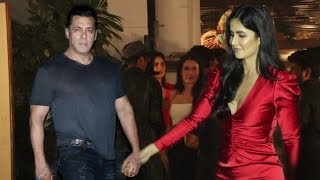 Salman Khan, Katrina Kaif and Others Celebs Attend Ali Abbas Zafar Birthday Party | Bharat Full Team