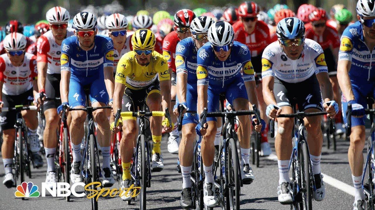 Tour de France 2019: Stage 4 finish | NBC Sports
