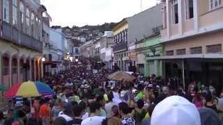 """Carnaval São João Del Rei - MG """"Bloco Pantanal 2014"""""""
