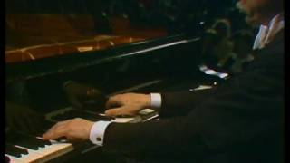 Brahms - Michelangeli, Ballade Op.10 No 4 in B major