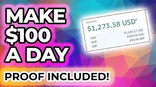 How To Make $100 a Day Online (Top 10 Ways)