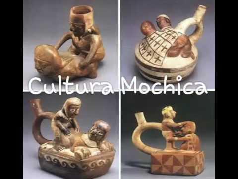 Cultura Mochica/resumen breve😆