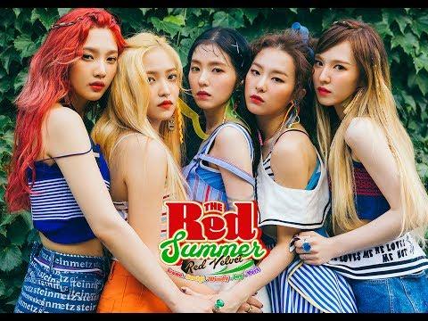 """Red Velvet Summer Mini Album """"The Red Summer"""" Teaser Collection (FULL Ver.)"""
