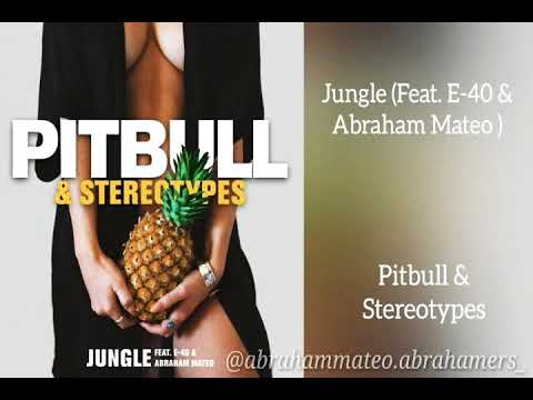 [🔜DESCARGAR🔙] Pitbull & Stereotypes - Jungle (Feat. E-40 & Abraham Mateo)