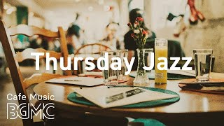 Thursday Jazz: Comfy Coffee Time JazzHop Music for Studying, Working, Relaxing and Resting