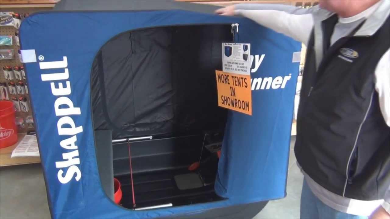 Hank's - Shappell Bay Runner Ice Tent